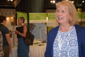 Tammy Owens at the Southwest Virginia Economic Forum in May. | Appalachian Voices