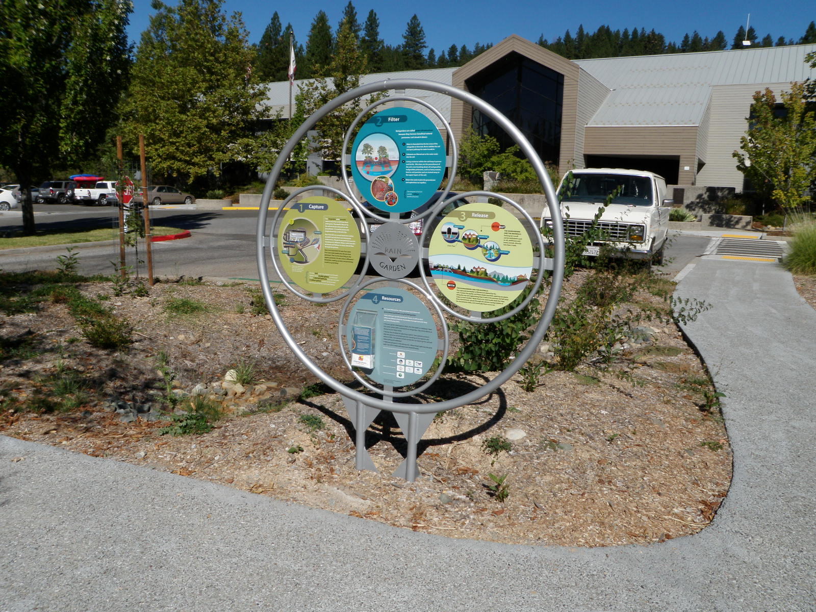 Green Infrastructure in CA | Luke Hunt