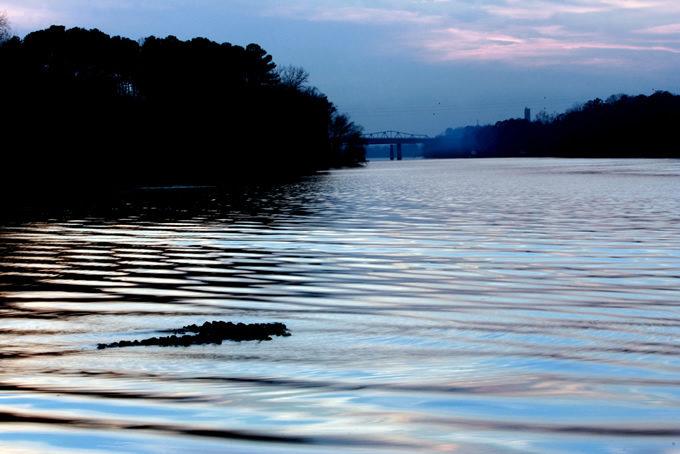 Black Warrior River | David Smith