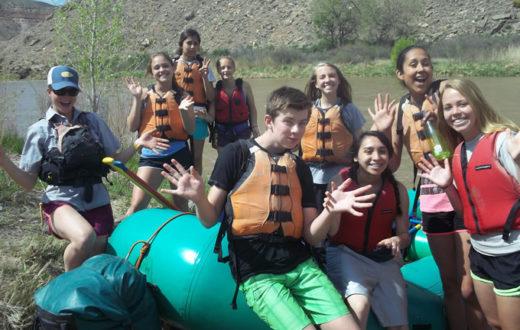 RRAFT trip on the Gunnison. | Dan Omasta