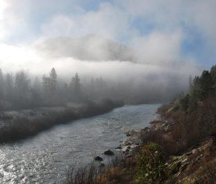 Klamath River, CA. | Matt Baun/USFWS