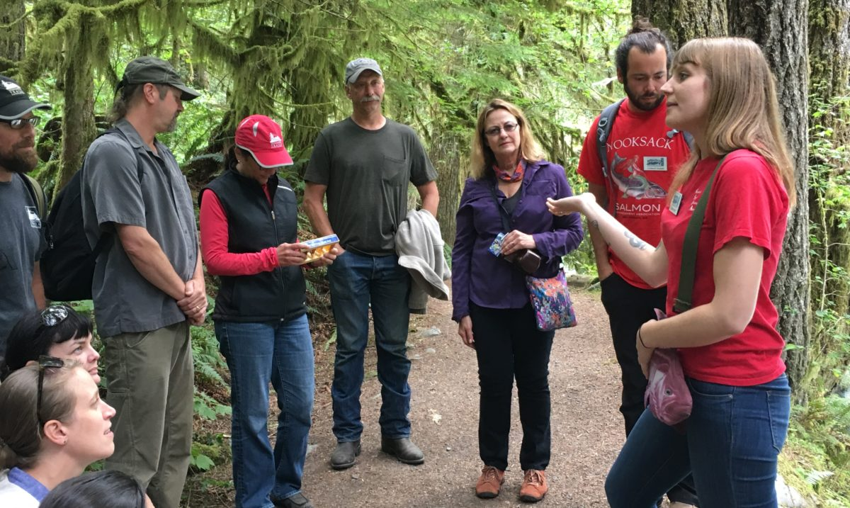 Nooksack Salmon Enhancement Association River Stewards provide an overview of Nooksack River salmon and habitat needs.
