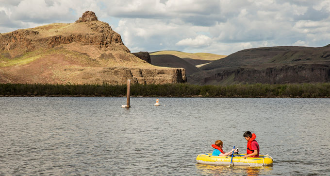 Lower Snake River, ID | Alison M. Jones