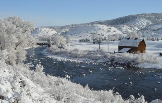 Eagle River, Colorado. | Ken Neubecker