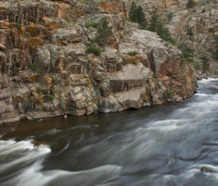 Colorado's Cache la Poudre River narrows area. | Tim Palmer, USFWS
