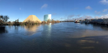 The Sacramento River at the I-Street Bridge. | John Cain