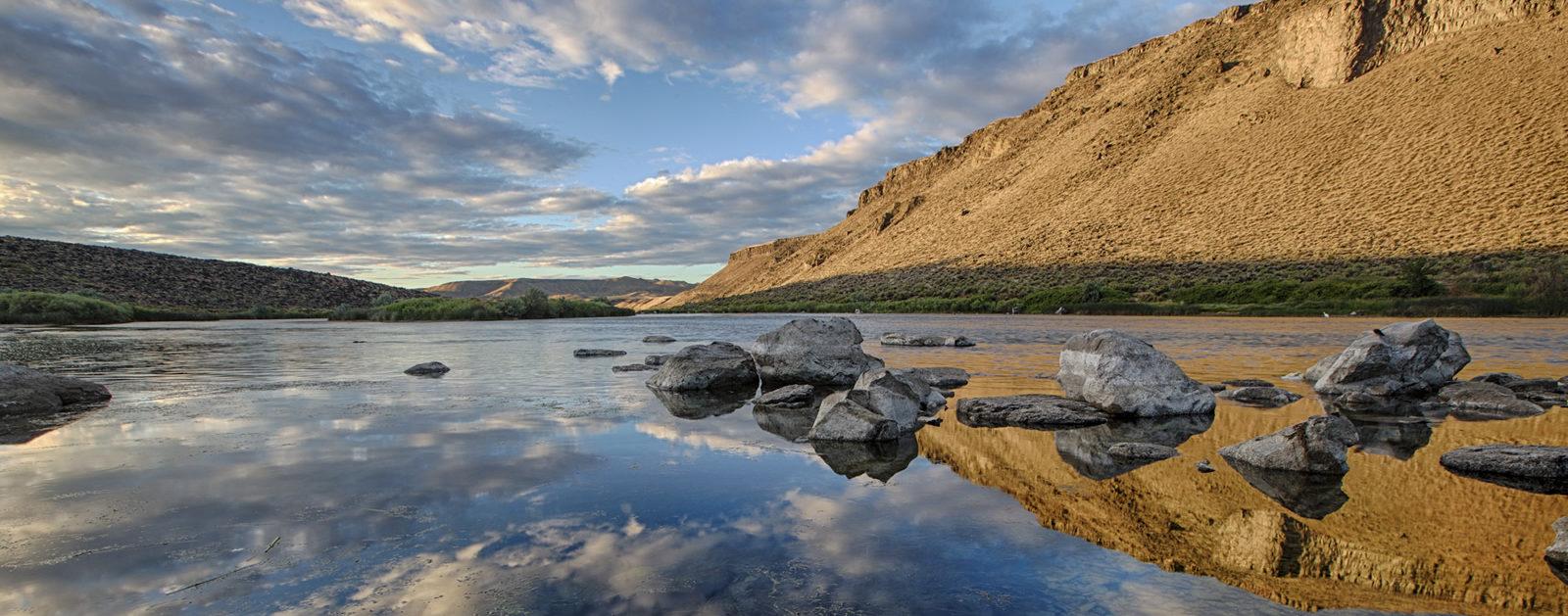 Southern Idaho's Snake River | Bob Wick, BLM