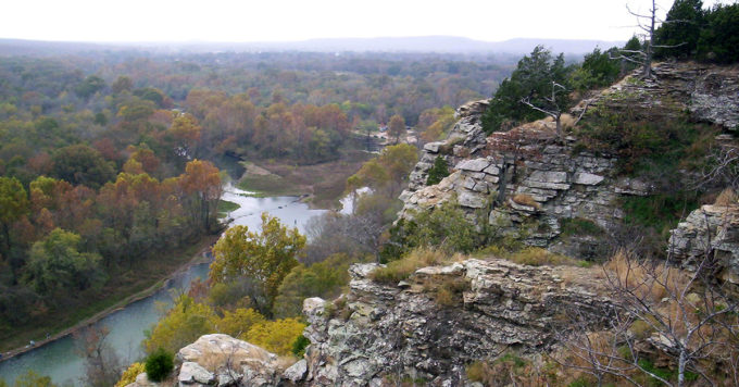 Illinois River. OK | US Army Corps of Engineers