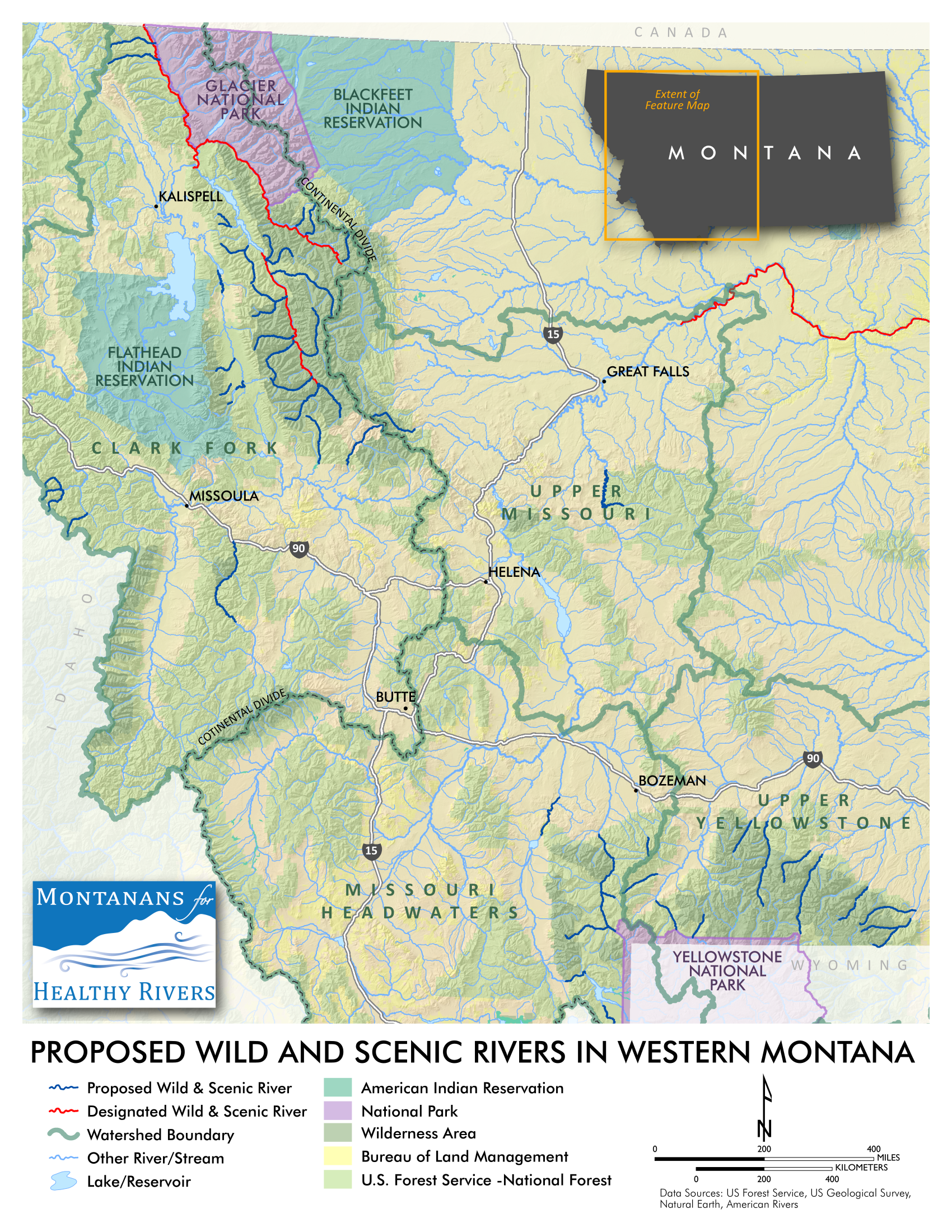Help Us Protect Montana\'s last, best, free-flowing rivers under the ...