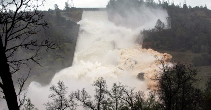 Good News, Bad News at Oroville Dam | American Rivers