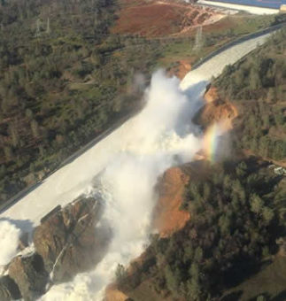 FIVE LESSONS FROM THE OROVILLE DAM CRISIS Floods & Floodplains