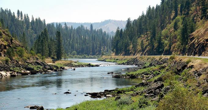 Lochsa River | Keith Ewing
