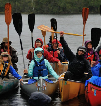 HERE'S HOW YOU CAN HELP TO PROTECT THE BOUNDARY WATERS Most Endangered Rivers