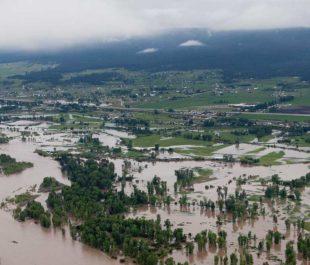 Clark Fork River near Missoula - May 2011