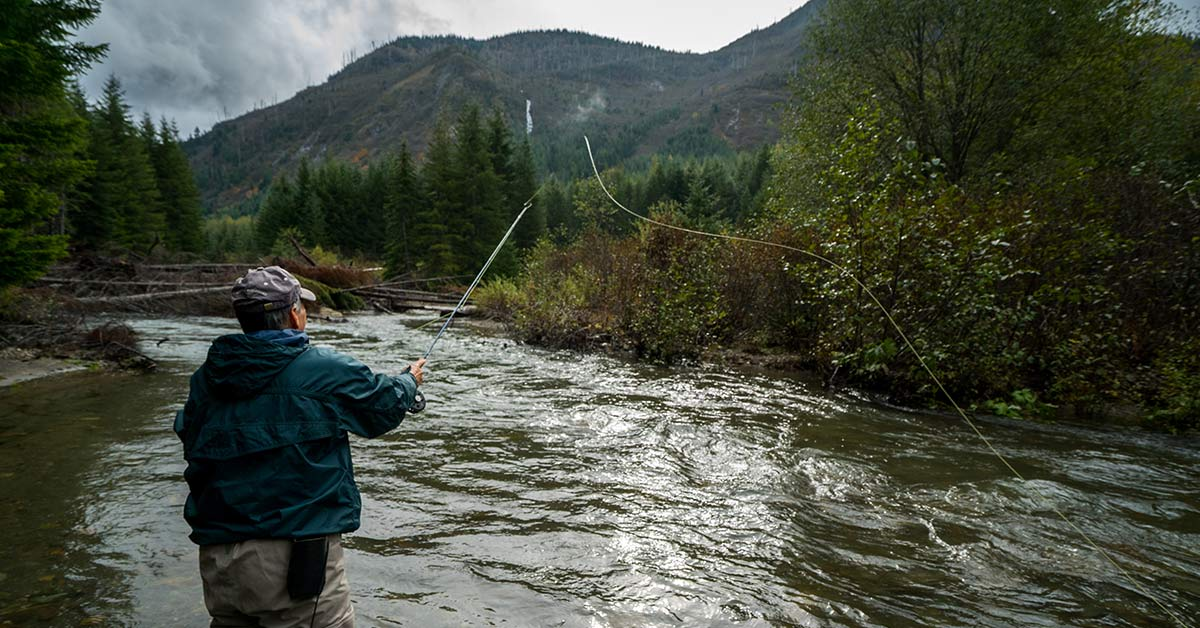 Green River fishing | Trip Jennings, Balance Media