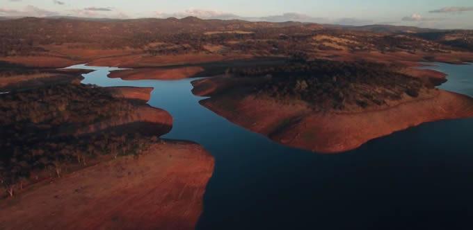 Camp Far West Reservoir | Photo: Voice of the Bear River