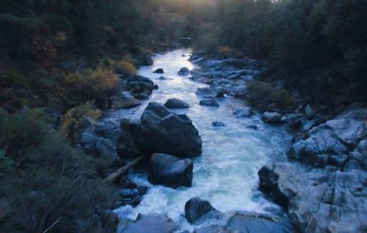 Bear River sunset | Photo: Voice of the Bear River