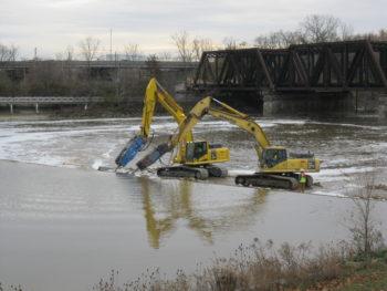 Scioto River Greenways   Photo: Ohio EPA