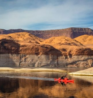 RECORD HEAT, LAKE MEAD, AND NEW SCIENCE IN THE COLORADO BASIN Protecting Rivers
