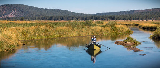 Wood River Wetland, Oregon. | Photo: Greg Shine, BLM