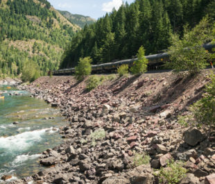 Flathead Oil trains | Ryan Connor