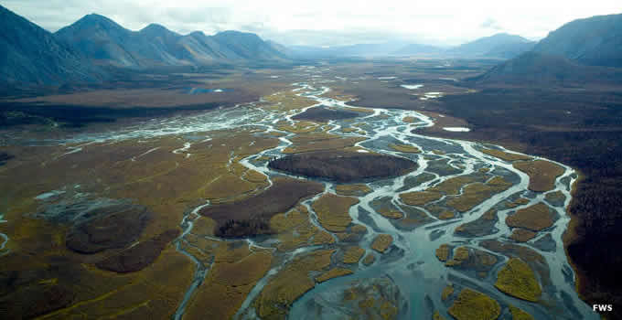 Ivishak Wild and Scenic River. | U.S. Fish and Wildlife Service