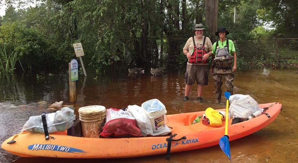Waccamaw Cleanup 2017