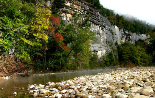Buffalo National River | Photo: Oakley Originals (Flickr)