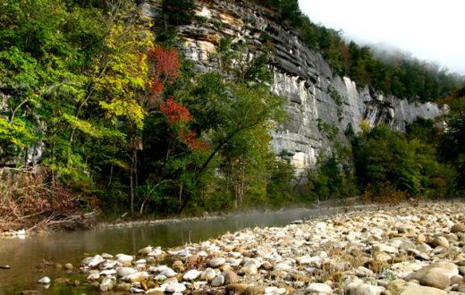 Buffalo National River   Photo: Oakley Originals (Flickr)