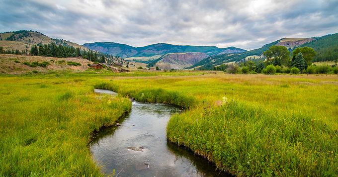Upper Colorado River   Photo: Russ Schnitzer