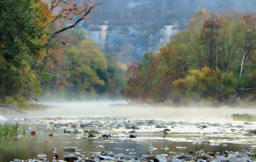 Misty Buffalo National River   AR Nature Gal (Flickr)