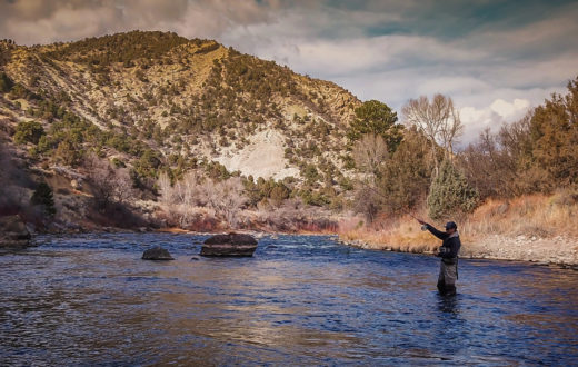 Animas River fishing | Sinjin Eberle