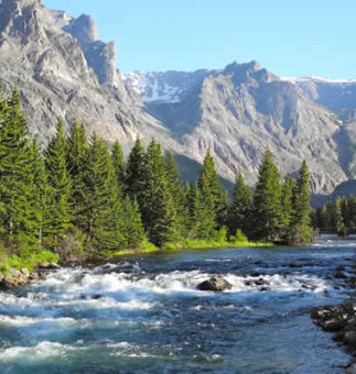 WHY WILD? THE IMPORTANCE OF WILD AND SCENIC PROTECTIONS Wild and Scenic Rivers