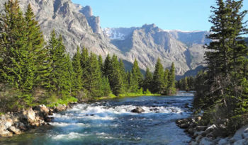 Wild and Scenic eligible East Rosebud Creek, MT | Mike Fiebig