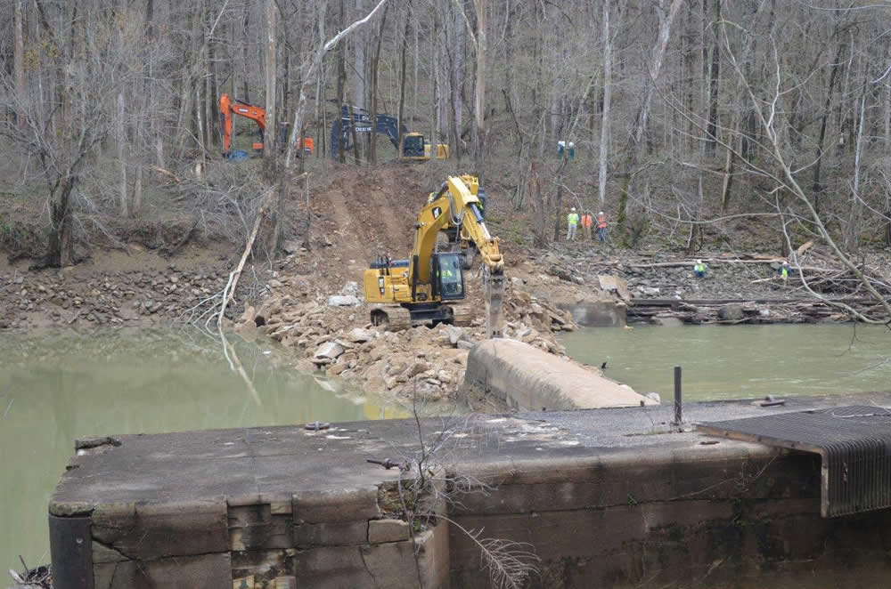 Dam Good Year for Dam Removal in 2017 | American Rivers