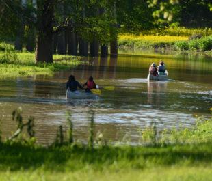 John Ruskey, Quapaw Canoe Company