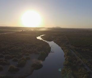 Yuma River, AZ   Justin Clifton