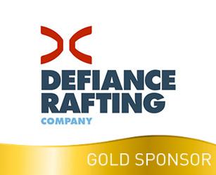 Defiance Rafting Logo