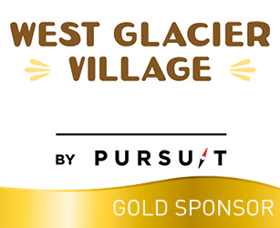 West Glacier Logo