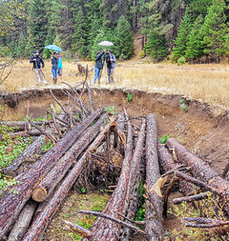 Investing in the Headwaters of the Yakima Basin Restoring Damaged Rivers