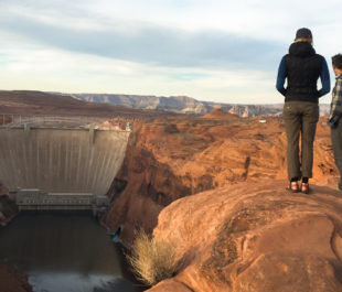 Lake Powell: Photo credit Sinjin Eberle