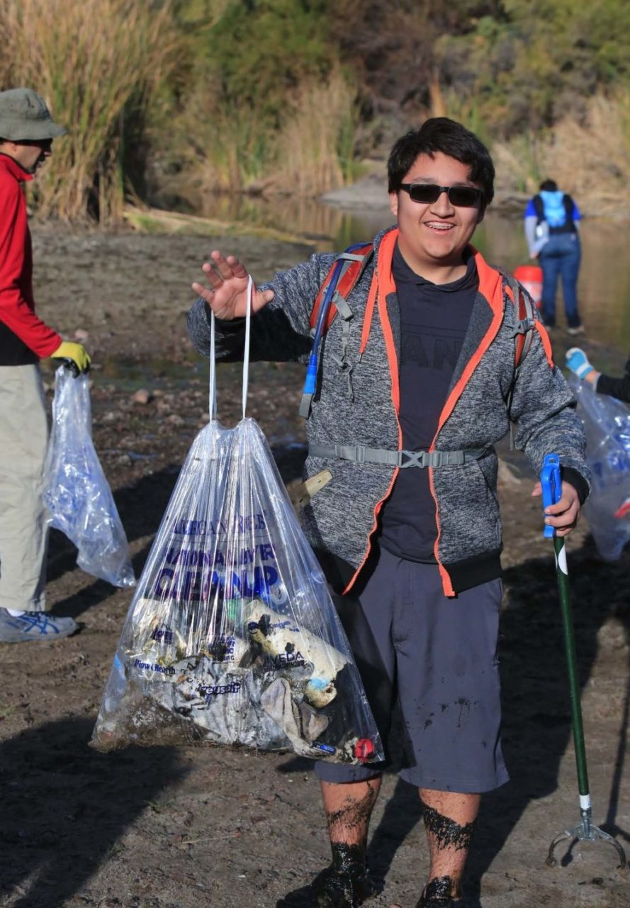 Tom Corey | Lower Salt River, AZ | 3rd Annual Green Friday Lower Salt River Cleanup