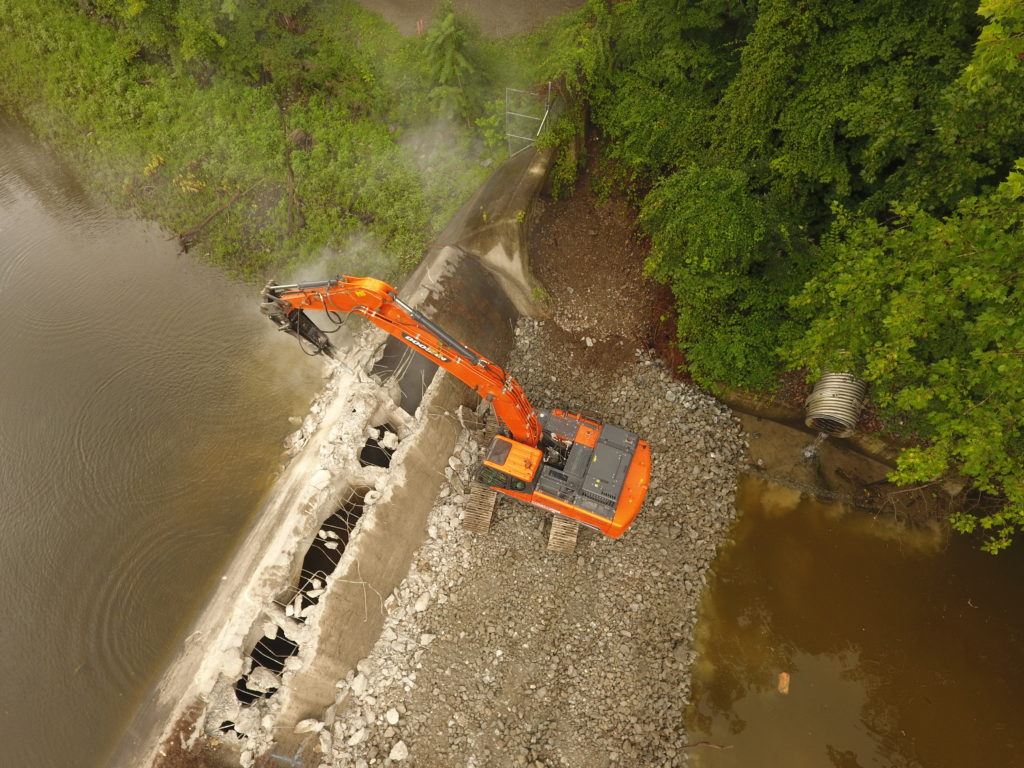 Dam Removal in 2018 -- Another successful year of freeing rivers | American Rivers