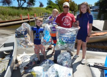 Boardman River Clean Sweet   Photo by Norm Fred