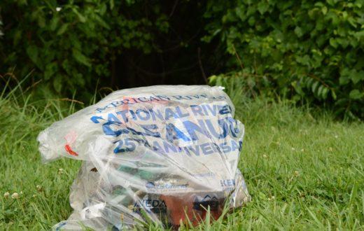 Lynch Cover Run Cleanup, Dundalk MD | Photo by John Long