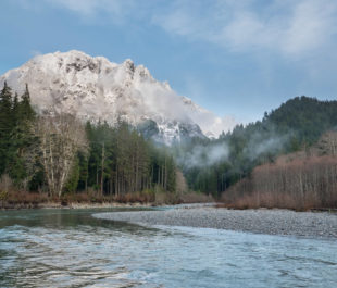 Middle Fork Snoqualmie River | Photo by Monty VanderBilt