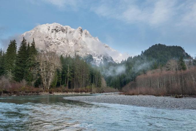 Middle Fork Snoqualmie River | Photo by Monty VanderBilt