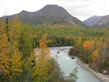 Talkeetna River, AK | Photo by Scott Bosse