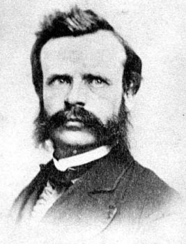 John Wesley Powell in 1869 | Grand Canyon National Park Museum Collection