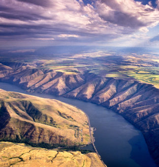 "LET'S ASK ""WHAT IF?…"" ON THE LOWER SNAKE RIVER Protecting Rivers"